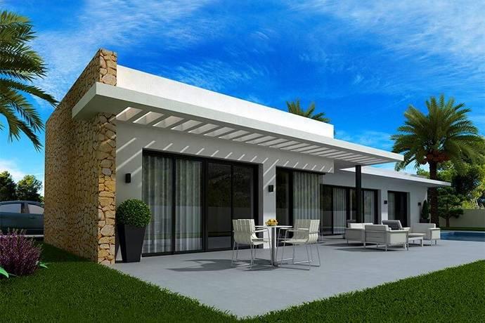 Bild: 4 rum villa på AC_Guadamar, Marina Villas X, Spanien Alicante
