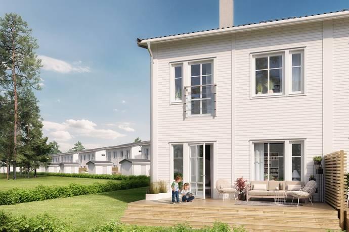 Bild: 5 rum bostadsrätt på Sunes Väg, Falkenbergs kommun Skrea