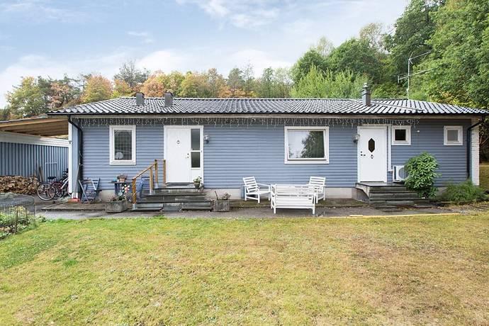 Bild: 5 rum villa på Viktoriavägen 9, Kungsbacka kommun Vallda