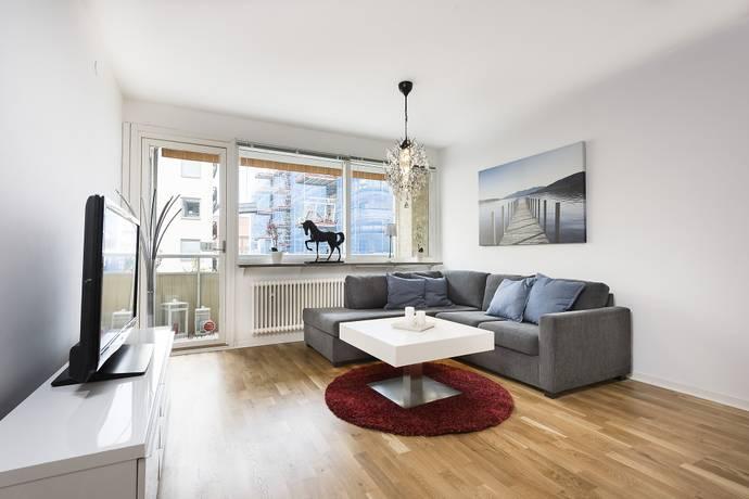 Bild: 2 rum bostadsrätt på Malmtorgsgatan 12, Karlstads kommun Klara