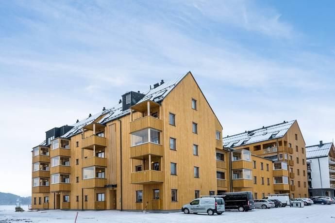 Bild: 2 rum bostadsrätt på Storsjöstråket 32, Östersunds kommun Storsjö Strand