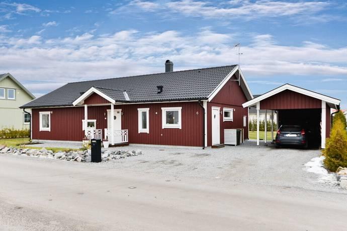 Bild: 6 rum villa på Spaljévägen 6, Upplands-Bro kommun Bro - Rosenängen