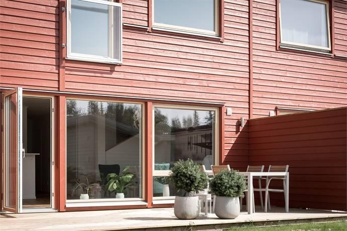 Bild: 5 rum radhus på FÅFÄNGANVÄGEN 31, Västerås kommun Gäddeholm