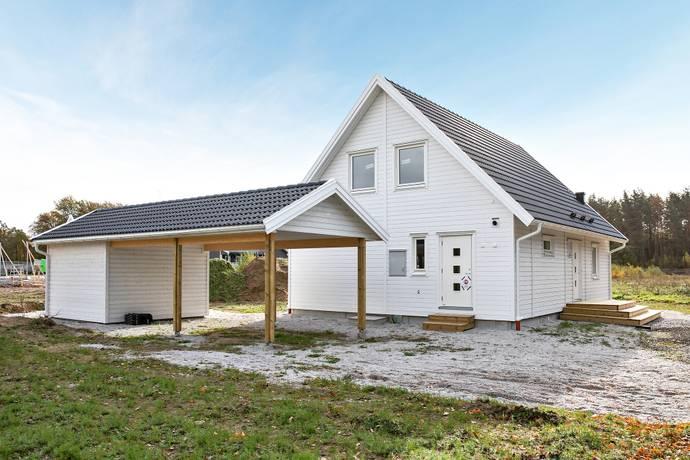 Bild: 2 rum villa på Skogskattsvägen  3, Lunds kommun Veberöd