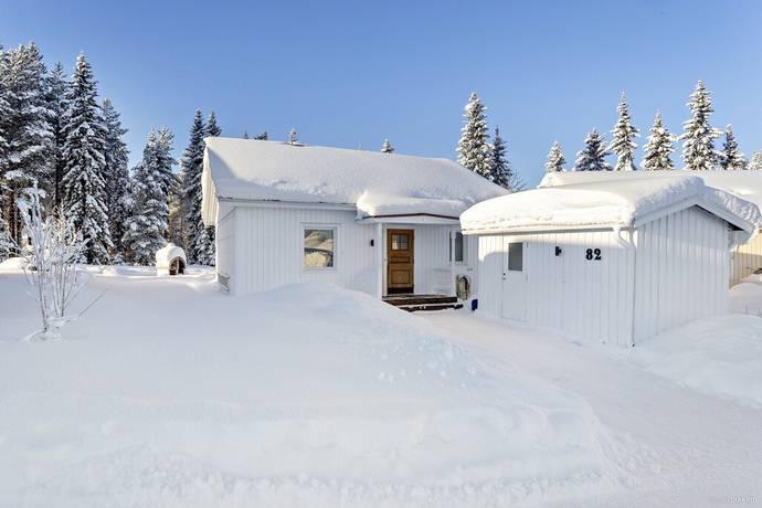 Bild: 2 rum radhus på Storgärdsvägen 82, Bodens kommun Sävastön