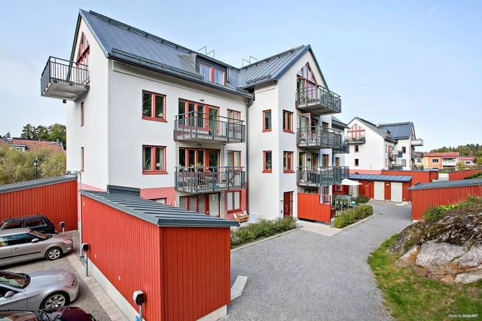 Bild: 3 rum bostadsrätt på Katrinbergsvägen 109, 2 tr, Botkyrka kommun Tullinge
