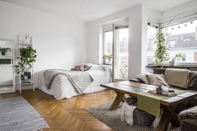 Bild: 1 rum bostadsrätt på Sadelmakaregatan 1 A, Kristianstads kommun Kristianstad-Söder