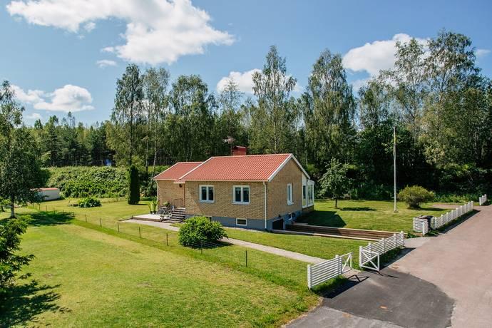 Bild: 4 rum villa på Vetevägen 5, Karlstads kommun Hynboholm