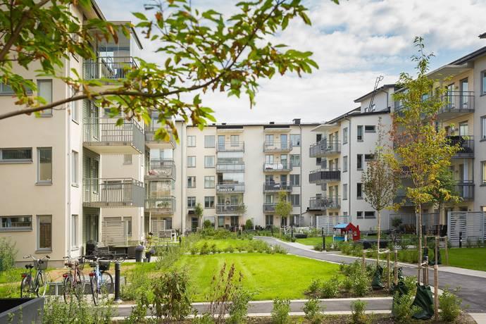 Bild: 4 rum bostadsrätt på Hertig Karls Allé 7, Örebro kommun Vasasta'n