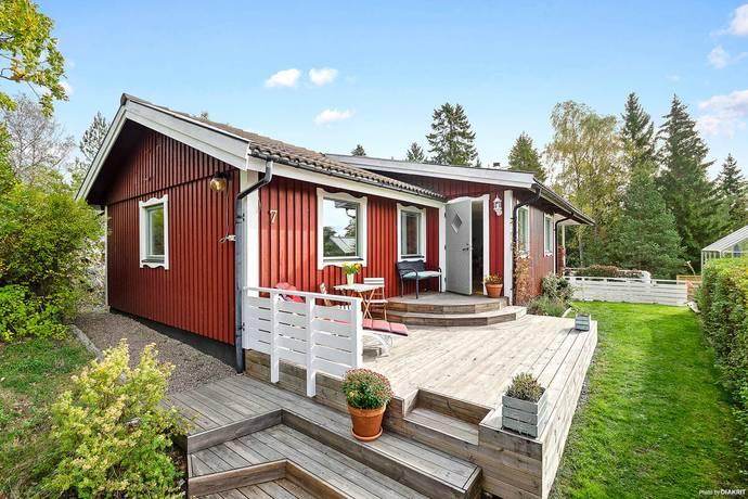 Bild: 5 rum villa på Kajakvägen 7, Värmdö kommun Södra Kopparmora