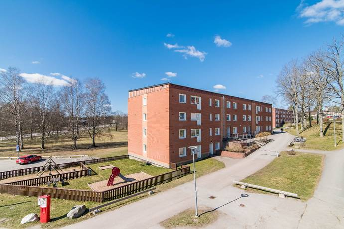 Bild: 1 rum bostadsrätt på Södra Storängsvägen 62A, Finspångs kommun Hårstorp