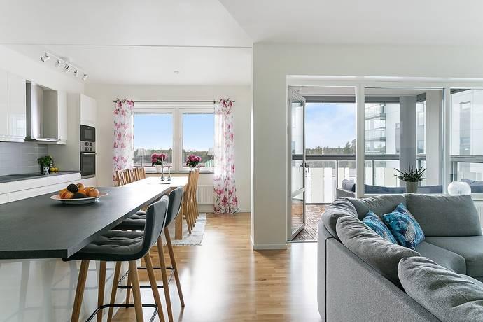 Bild: 3 rum bostadsrätt på Rotegatan 2, Linköpings kommun SÖDRA EKKÄLLAN