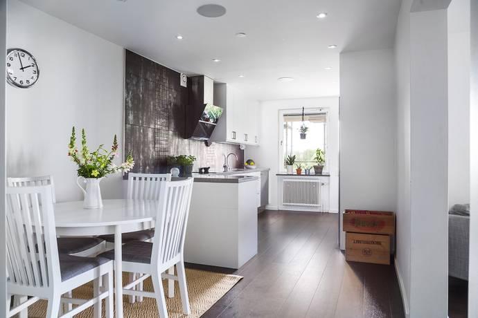 Bild: 3 rum bostadsrätt på Backvägen 1, Solna kommun Råsunda