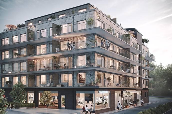 Bild: 2 rum bostadsrätt på Torgny segerstedts allé, Uppsala kommun Rosendal