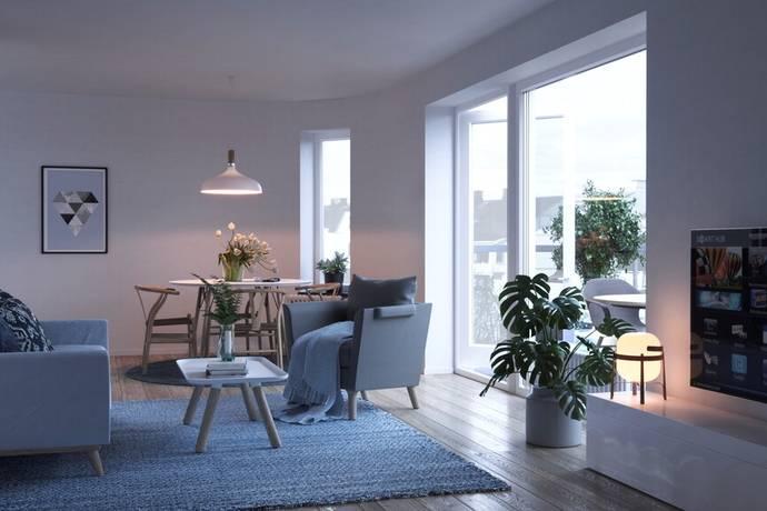 Bild: 4 rum bostadsrätt på Neptungatan, Västerås kommun Öster Mälarstrand