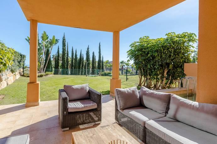 Bild: 4 rum radhus på Rivera del Higureon, Spanien Reserva del Higueron