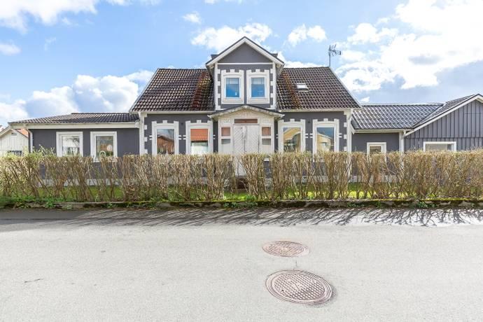 Bild: 7 rum villa på Feglers gata 8, Kristianstads kommun Tollarp