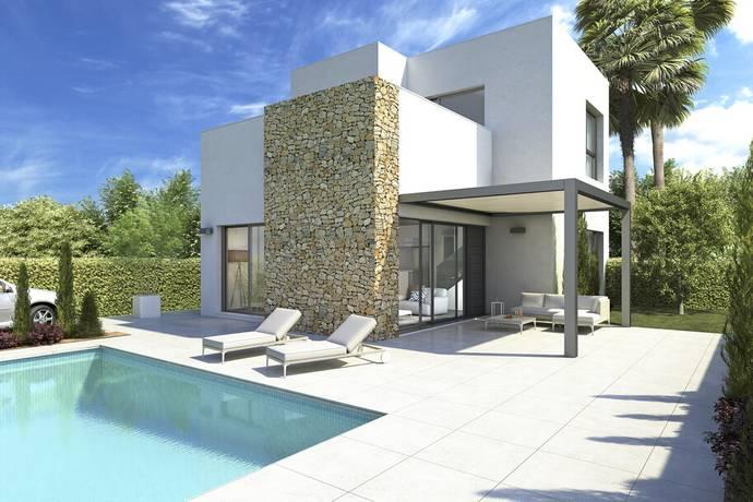 Bild: 4 rum villa på Ciudad Quesada - La laguna, Spanien Ciudad quesada