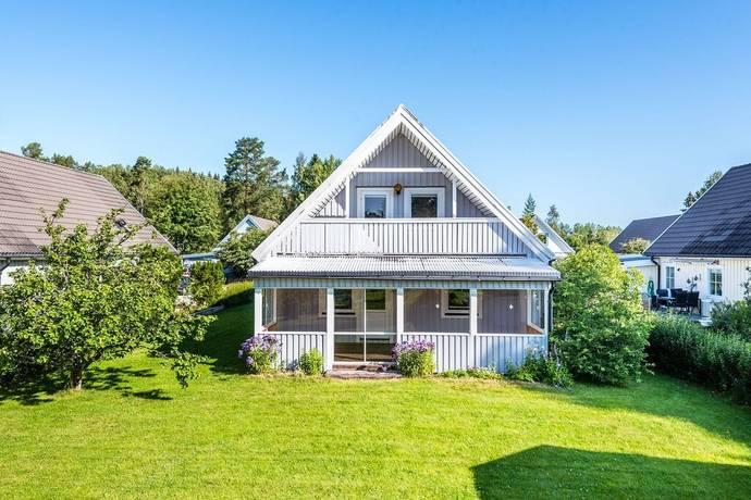 Bild: 5 rum villa på Morotsgatan 8, Timrå kommun Bergeforsen