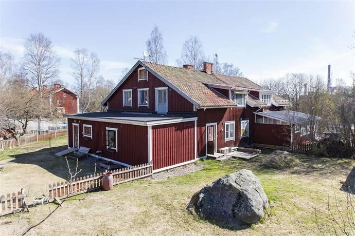 Bild: 6 rum radhus på Kryllbovägen 1B, Hudiksvalls kommun Iggesund