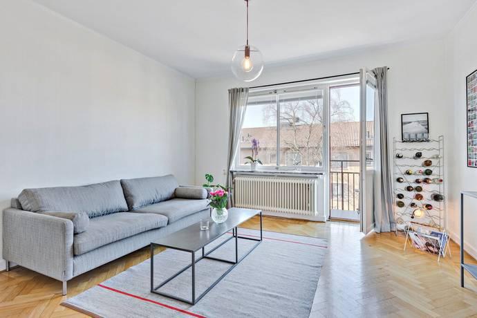 Bild: 2 rum bostadsrätt på Lotterivägen 33, våning 3 av 3, Stockholms kommun Hägerstensåsen