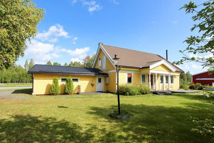 Bild: 5 rum villa på Grytvägen 26, Bodens kommun Svartbjörsbyn
