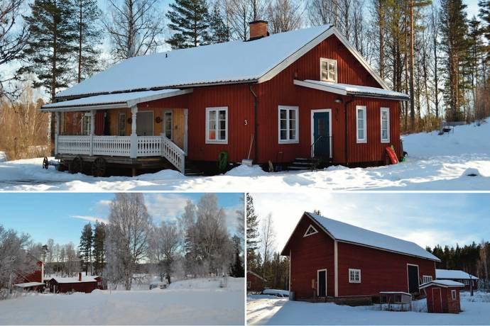 Bild: 4 rum villa på Furudals Bruk Kättingvägen 3, Rättviks kommun Rättvik Furudal