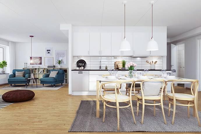 Bild: 4 rum bostadsrätt på Sandtäktsvägen 11, Värmdö kommun Mörtnäs