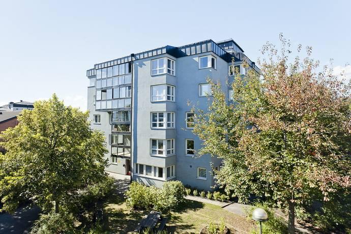 Bild: 2 rum bostadsrätt på Von bahrs väg 34, Uppsala kommun Ling