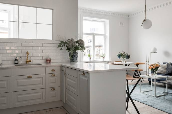 Bild: 2 rum bostadsrätt på Jungfrugatan 41 A, 3 tr, Stockholms kommun Östermalm - invid Karlaplan