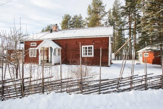 Bild: 4 rum villa på Skridsvik Klintenvägen 4, Ljusdals kommun Skridsvik