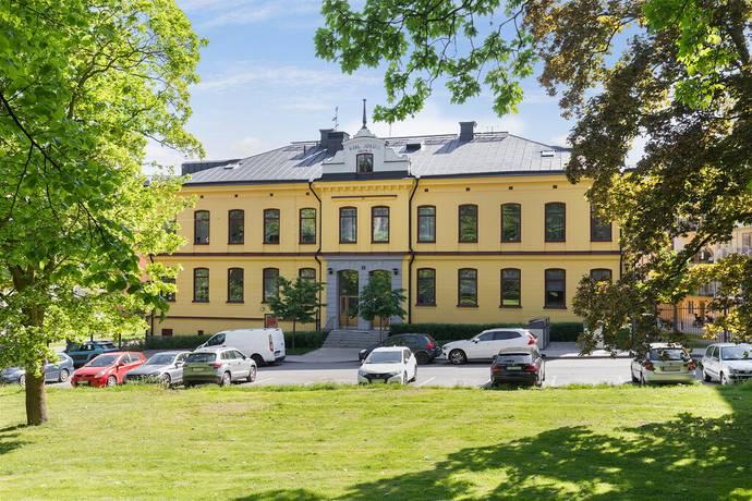 Bild: 1 rum bostadsrätt på Plankgatan 52, Norrköpings kommun Centralt
