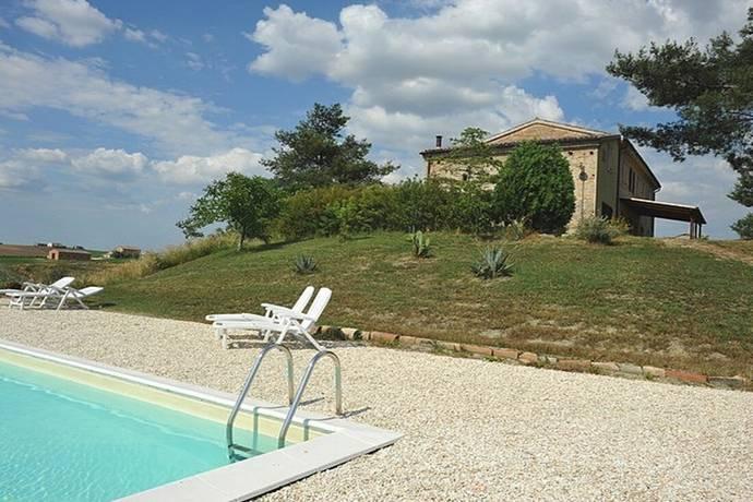 Bild: 9 rum villa på Staffolo, Italien Marche