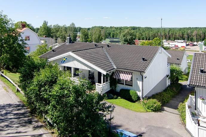 Bild: 4 rum radhus på Nybonsbacken 1D, Sandvikens kommun Klangberget