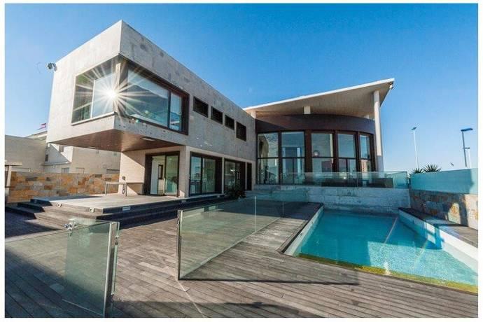 Bild: 5 rum villa på Villa i La Manga del Mar Menor, Alicante, Spanien La Manga del Mar Menor