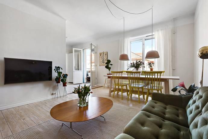 Bild: 2 rum bostadsrätt på Rådmansgatan 10, Örebro kommun Öster