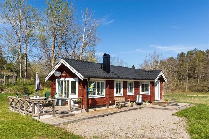 Bild: 3 rum villa på Toftvägen 4, Strängnäs kommun LOGARN