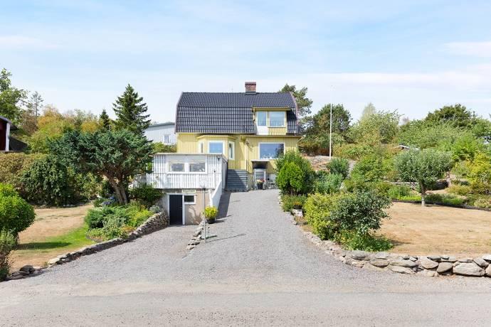 Bild: 6 rum villa på Brants väg 12, Varbergs kommun Stråvalla