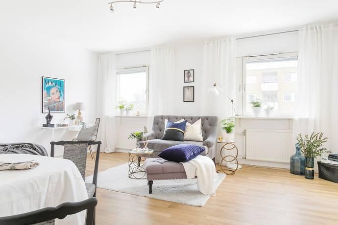 Bild: 1 rum bostadsrätt på Arvesgärde 31, Göteborgs kommun Tuve-Säve