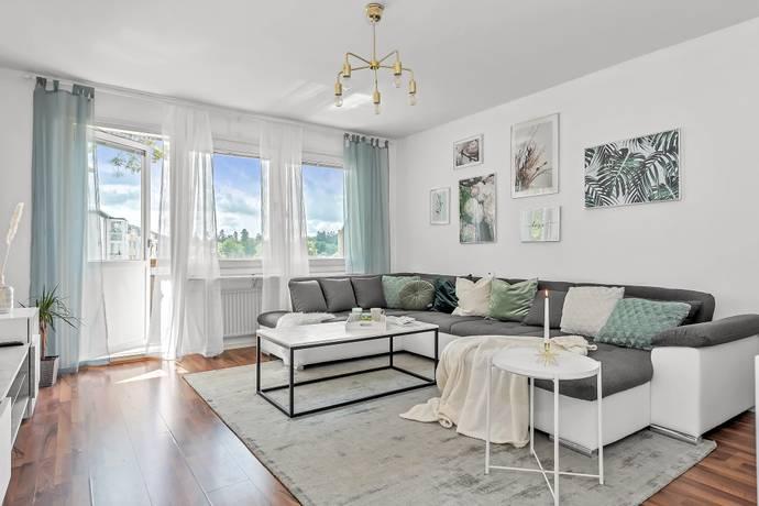Bild: 3 rum bostadsrätt på Tunvägen 1B, Norrtälje kommun Grind