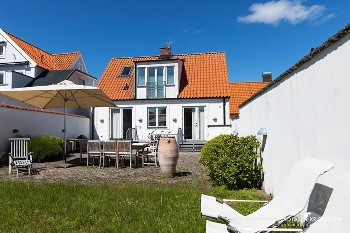 Bild: 5 rum villa på Storgatan 26, Båstads kommun Torekov centralt