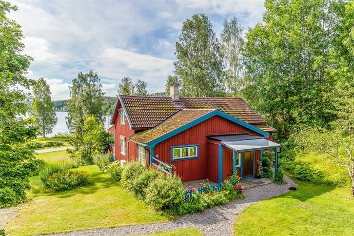 Bild: 4 rum villa på Klenshyttevägen 17, Ludvika kommun Klenshyttan