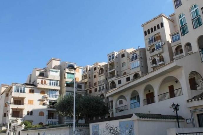 Bild: 2 rum bostadsrätt på Lägenhet i Torrevieja, Spanien