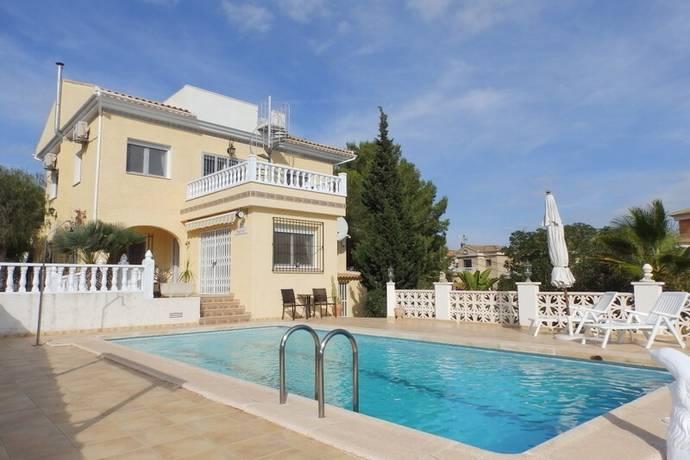 Bild: 6 rum villa på Villa i Villamartin, Alicante, Spanien Villamartin