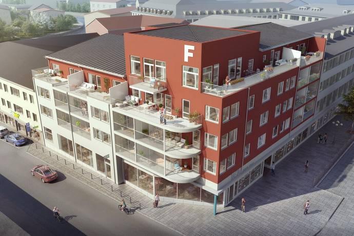 Bild: 3 rum bostadsrätt på Falugatan 4, Falu kommun