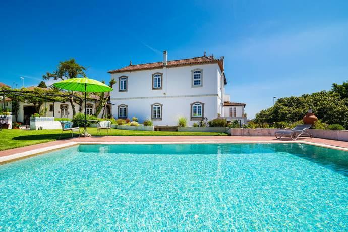 Bild: 15 rum villa på Castêlo da Maia, Portugal Norra Portugal