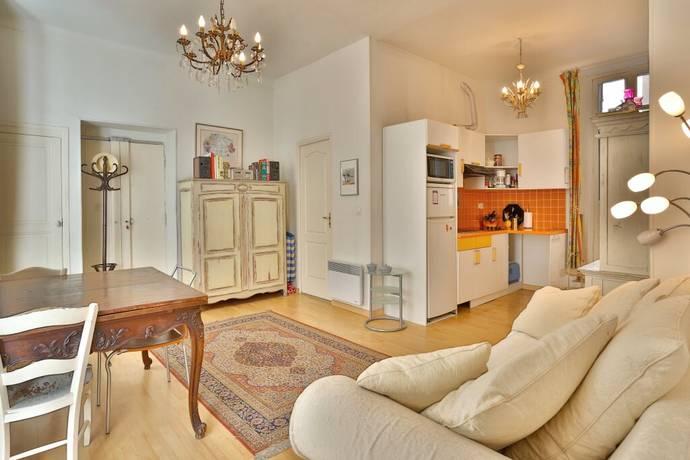 Bild: 3 rum villa på Nice Quartier Fleurs, Frankrike Nice