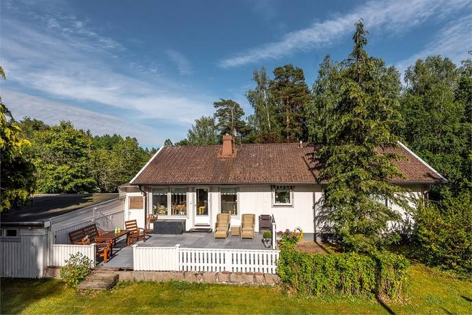 Bild: 4 rum villa på Ringvägen 11, Säffle kommun Svanskog
