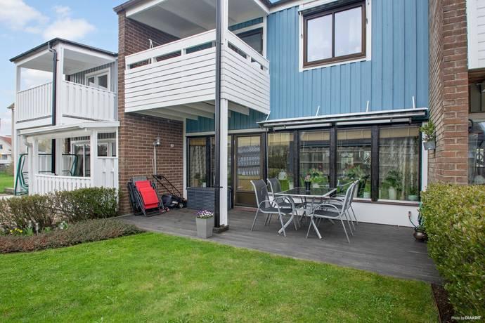 Bild: 5 rum radhus på Ulriksdalsgatan 8d, Nässjö kommun Åker