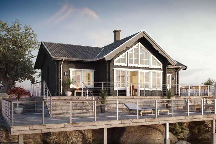 Bild: 4 rum villa på Övre Alntorp, Nora kommun Övre Alntorp